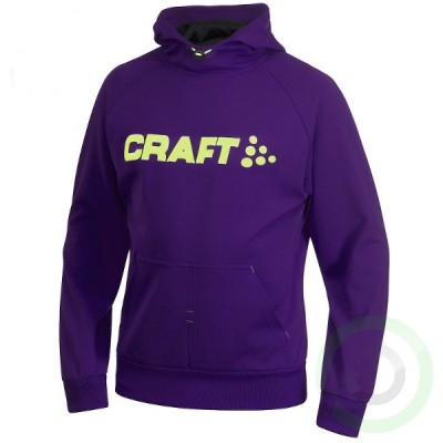 Детски суитчър - Craft flex hood junior