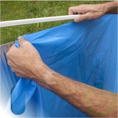 Линер за басейн - Gre овал с дълбочина 132 см