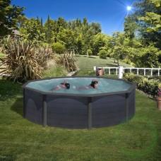 Сглобяем басейн - кръгъл Gre kea