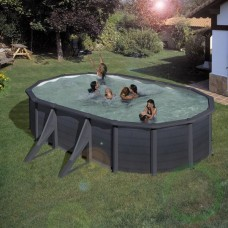 Сглобяем басейн - овален Gre kea
