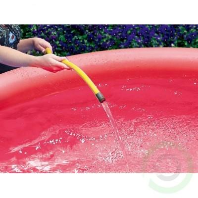 Детски надуваем басейн - Summer Waves розово фламинго