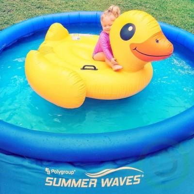 Надуваем Басейн - Summer Waves quick set - филтрираща с-ма