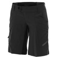Колоездачни шорти Craft ab loose fit shorts W black/granite