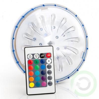 Цветно LED осветление за басейн - Gre
