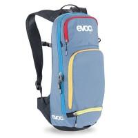 Раница Evoc cc 10L + 2L хидратор light blue