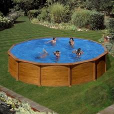 Сглобяем басейн - кръгъл Gre mauritius