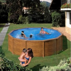 Сглобяем басейн - кръгъл Gre pacific