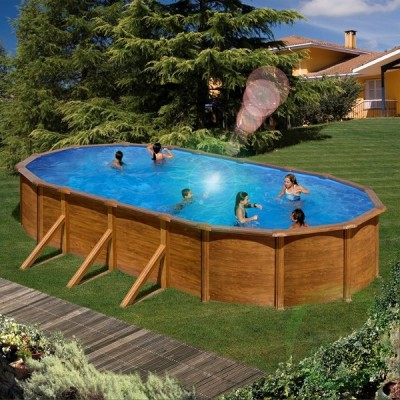 Сглобяем овален басейн - Gre pacific